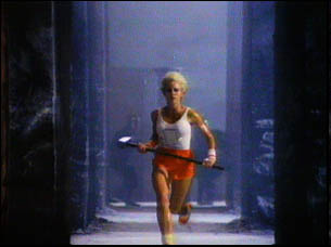 '1984' commercial for the launch of the Macintosh